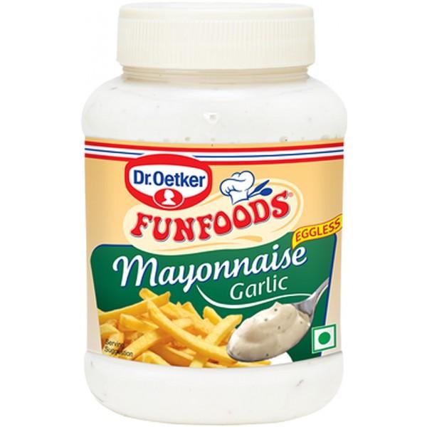 FunFoods Eggless Garlic Mayonnaise