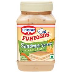 FunFoods Cucumber & Carrot Sandwich Spread