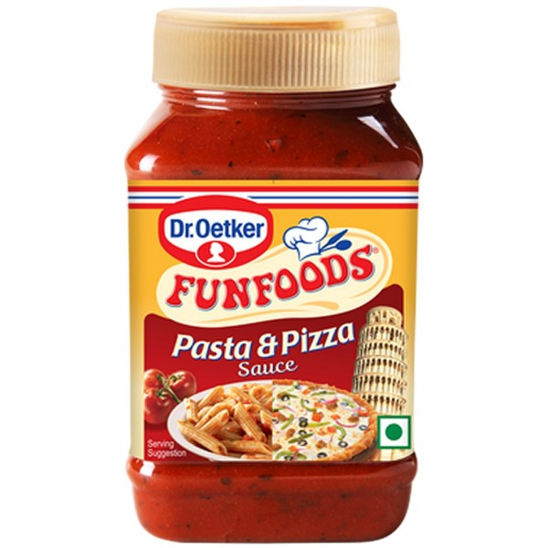FunFoods Pasta & Pizza Sauce