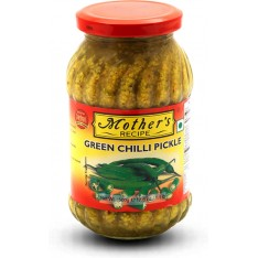 Mother's Recipe Green Chilli Pickle