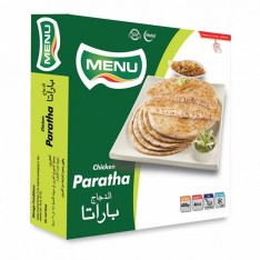 Menu Chicken Paratha, 4pcs