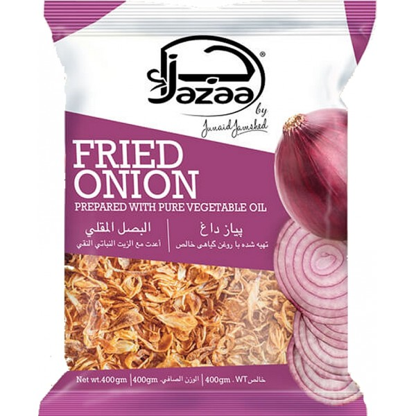 Jazaa Fried Onions, 400g