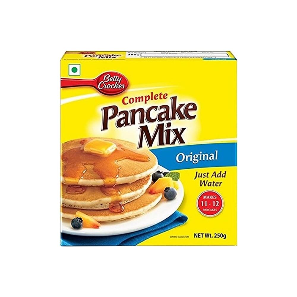 Cake Made With Pancake Mix
