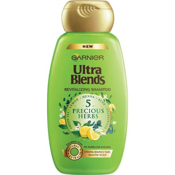 Garnier Five Precious Herbs Shampoo