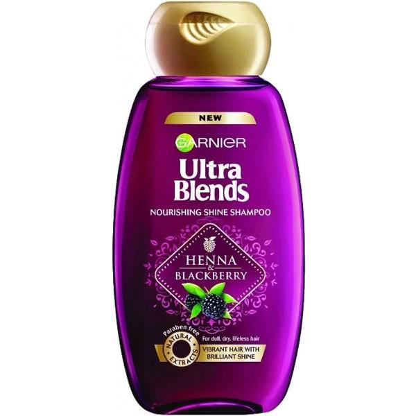 Garnier Henna & Blackberry Shampoo