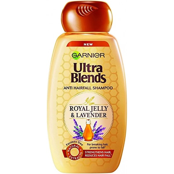 Garnier Royal Jelly & Lavender Shampoo