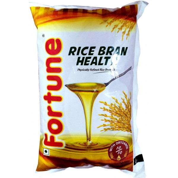 Fortune Rice Bran Health Oil, 1L