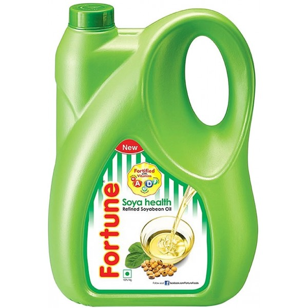 Fortune Soya Health Oil, 5L