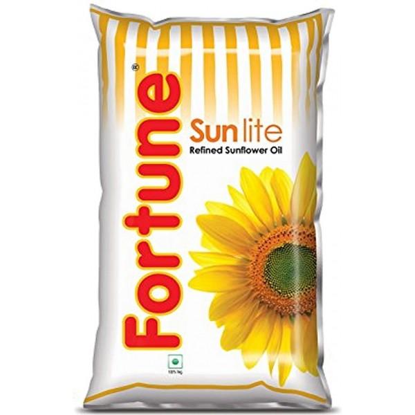 Fortune Sunflower Oil, 1L