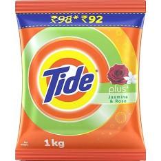 Tide Plus Jasmine & Rose Detergent, 1KG