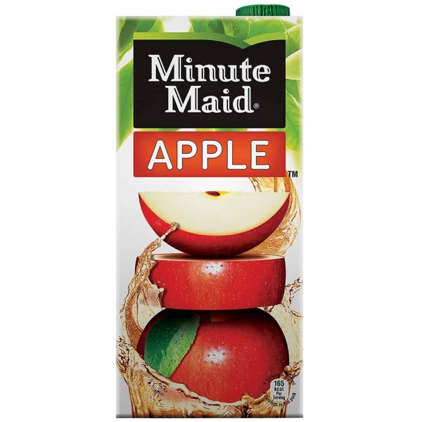 Minute Maid Apple Juice, 1L