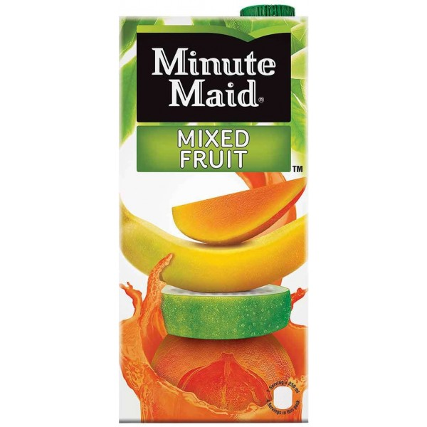Minute Maid Mixed Fruit Juice, 1L