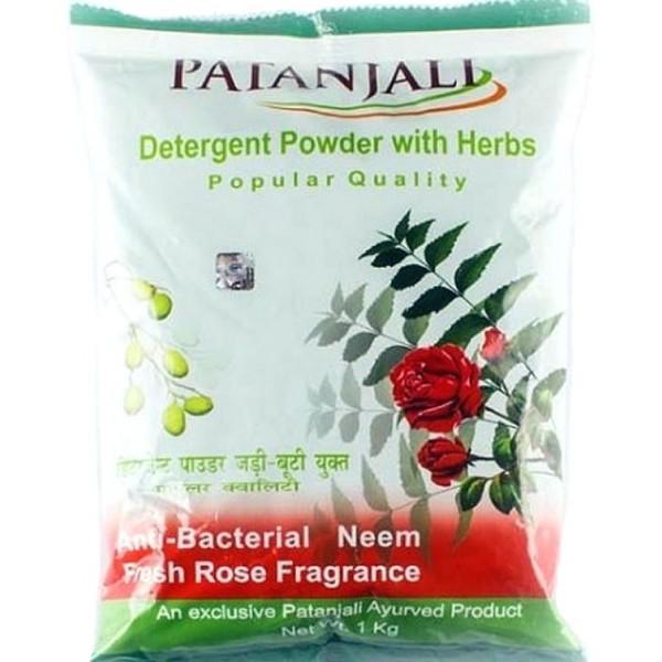 Patanjali Neem & Rose Detergent Powder, 5KG
