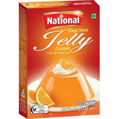 National Orange Jelly Crystals
