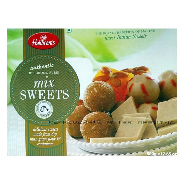 Haldiram Mix Sweets
