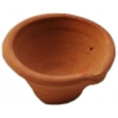 Clay Diya (Small)