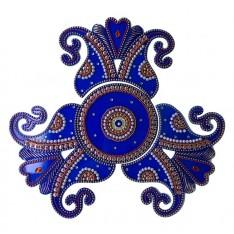 Assorted Rangoli Decoration Set, Large