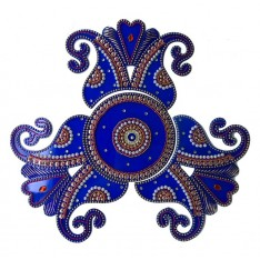 Assorted Rangoli Decoration Set