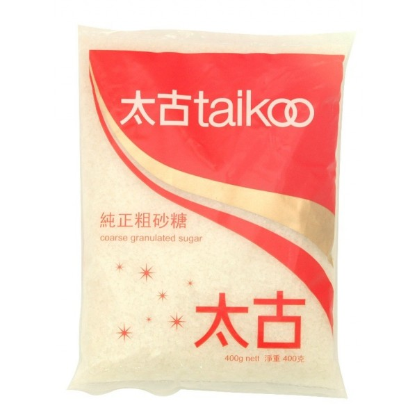 Taikoo Coarse Granulated Sugar, 400g