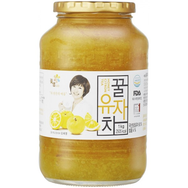 Kkoh Shaem Honey Citron Tea
