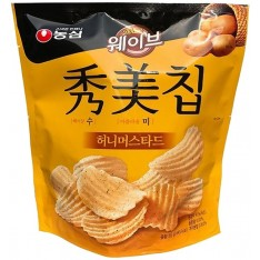 Nong Shim Sumi Honey Mustard Potato Chips