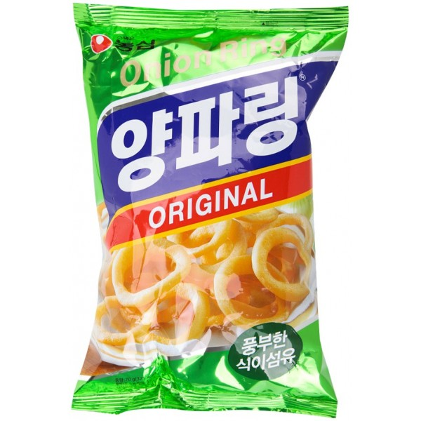 Nong Shim Onion Ring Snack