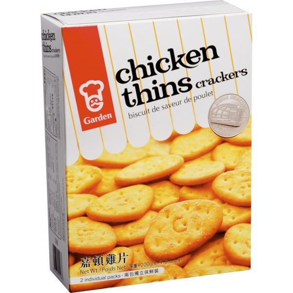 Garden Chicken Thins Crackers