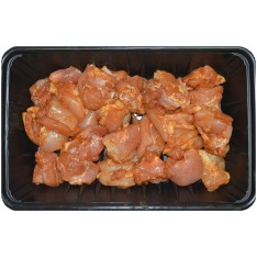 Marinated Chicken Tikka Boti, 1lb