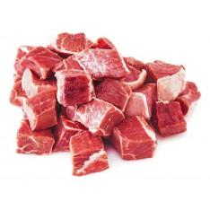 Frozen Boneless Beef, 1lb