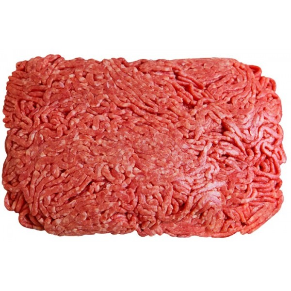 Frozen Ground Beef, 1lb