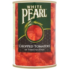 White Pearl Chopped Tomatoes