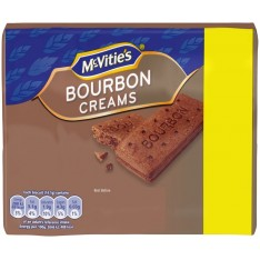 Mcvities Bourbon Creams