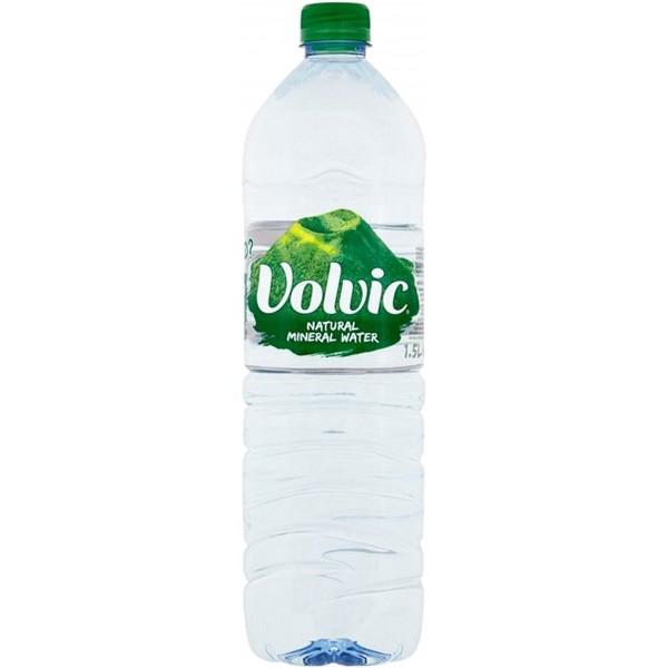 Volvic Mineral Water, 12 x 1.5L