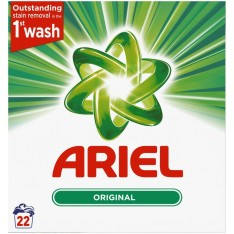 Ariel Original Washing Powder, 22 Wash
