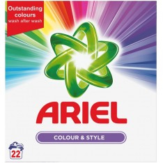 Ariel Colour Washing Powder, 22 Wash