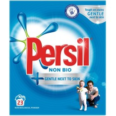 Persil Non Biological Laundry Powder, 23 Wash