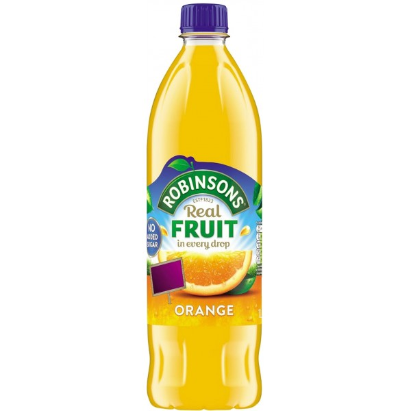 Robinsons Orange (No Added Sugar)
