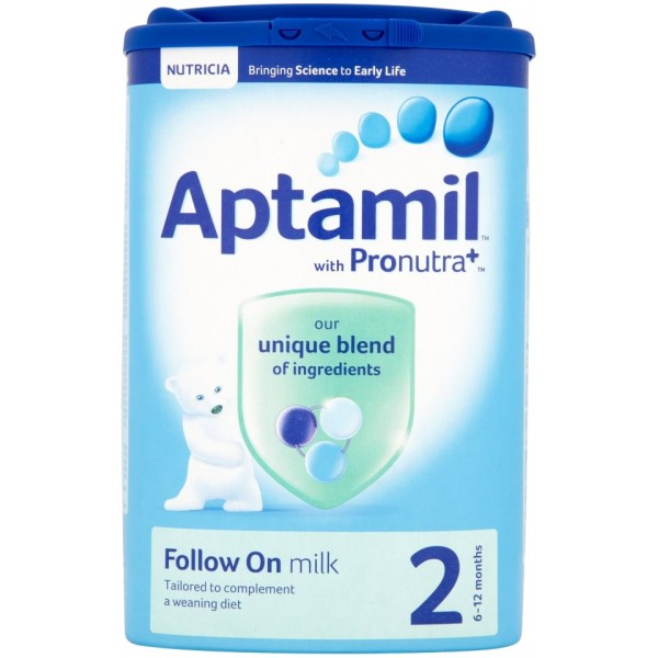 Aptamil 2 Pronutra+ Follow On Milk