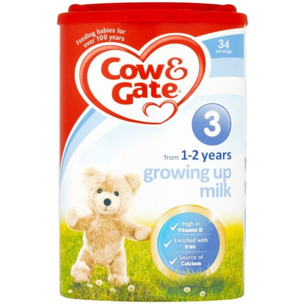 Cow & Gate 3 Growing Up Milk Powder