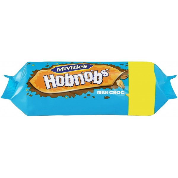 Mcvitie's Milk Chocolate Hobnobs