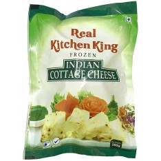Kitchen King Paneer Cubes, 200g