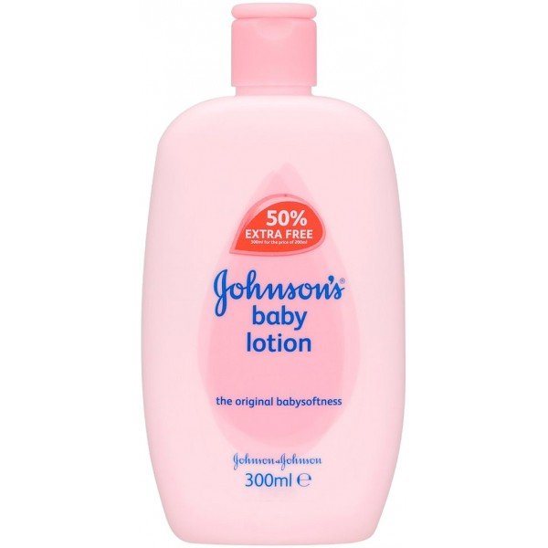 Johnson's Baby Lotion 50% Extra