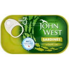 John West Sardine In Olive Oil