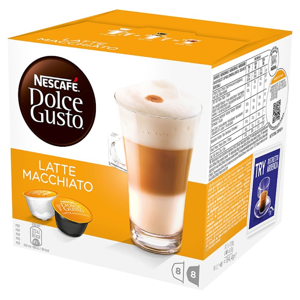 dolce gusto latte macchiato spice store. Black Bedroom Furniture Sets. Home Design Ideas