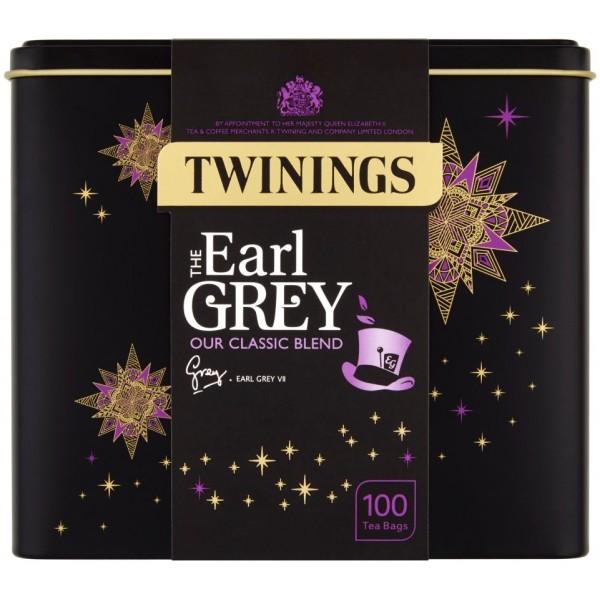 Twinings Earl Grey, 100s