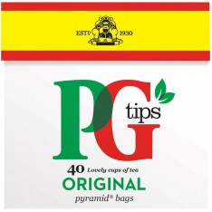 PG Tips Free Flow Tea, 40s
