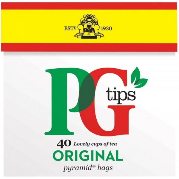 PG Tips Free Flow Tea, 40s