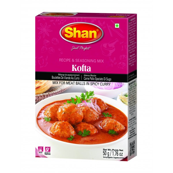 Shan Kofta Curry