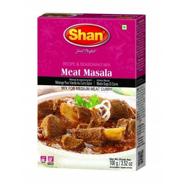 Shan Meat & Vegetable Curry