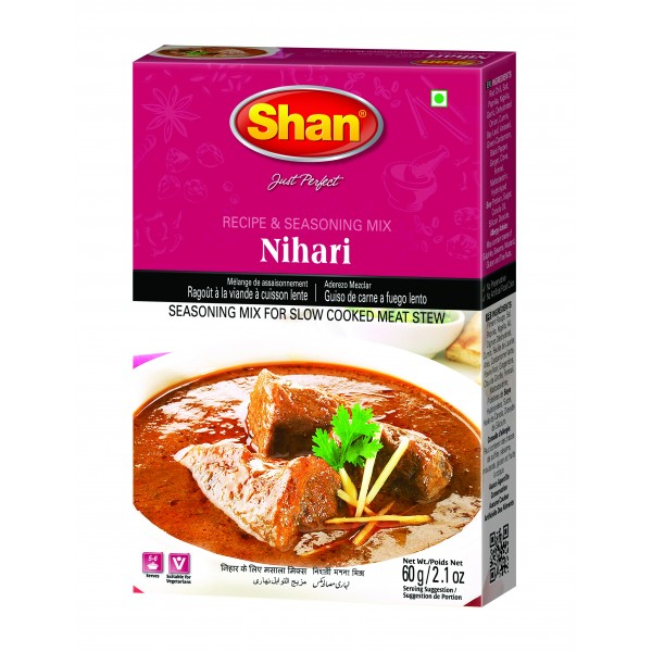 Shan Nihari Curry Mix